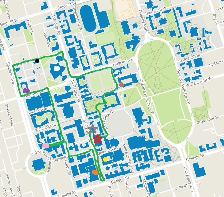 CampusRoute