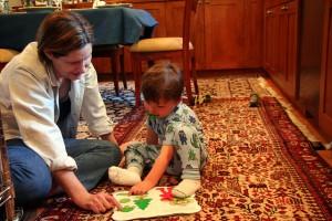 Image Caption: Reading with Grandma, CC Image Courtesy of Devon D'Ewart