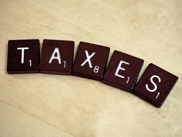 Taxes, Photo credit: Lendingmemo