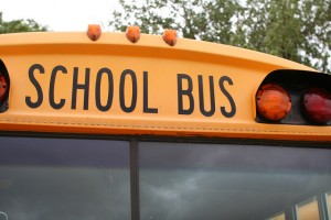"""School Bus"" CC Image Courtesy of WFIU Public Radio on Flikr"