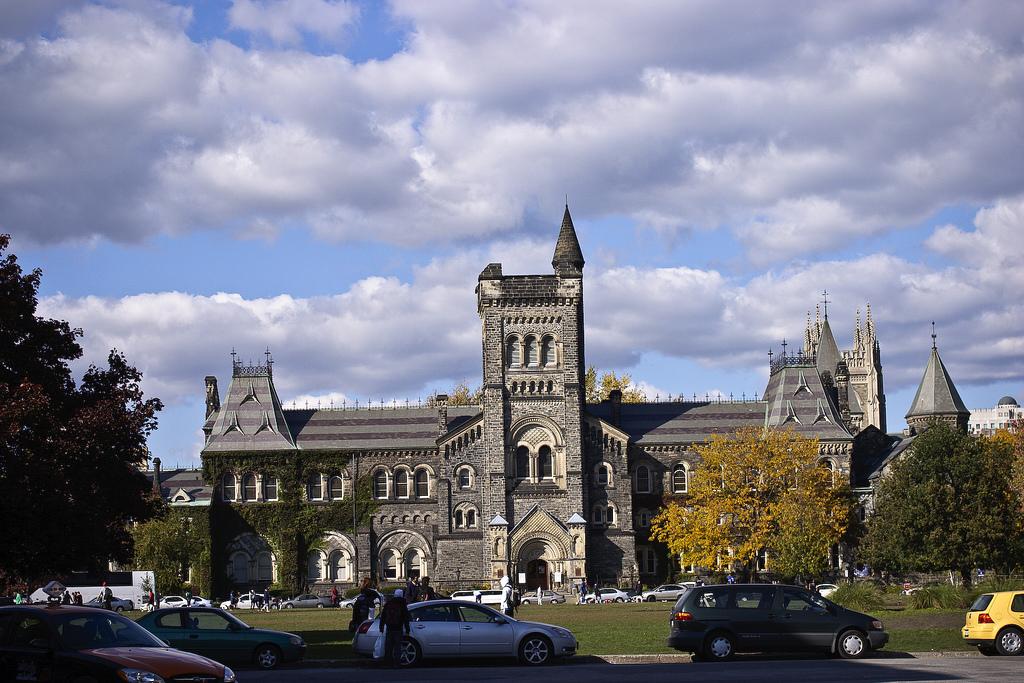 Image of University College building