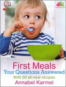 First Meals Your Questions Answered Book