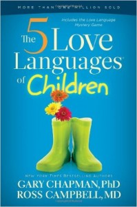 5 Love Languages of Children Book