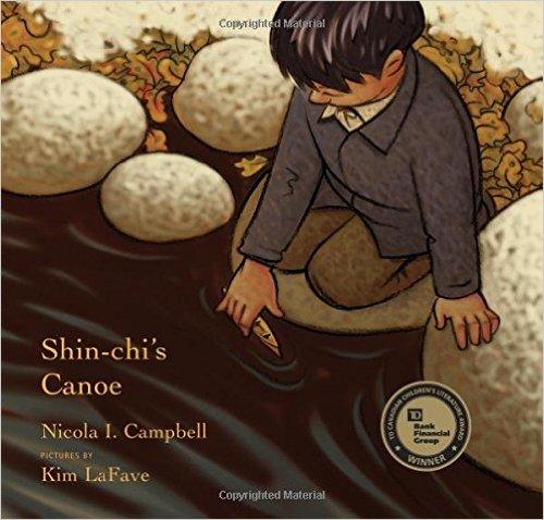 Shin-chi's Canoe book