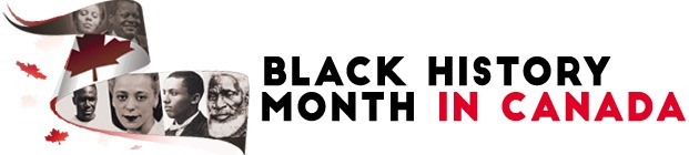 Black History Month in Canada Banner
