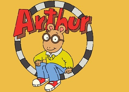 arthur the aardvark illustration