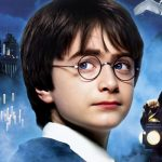Harry Potter wearing g;lsses
