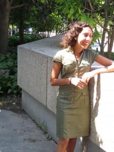 Picture of Blogger Aziza