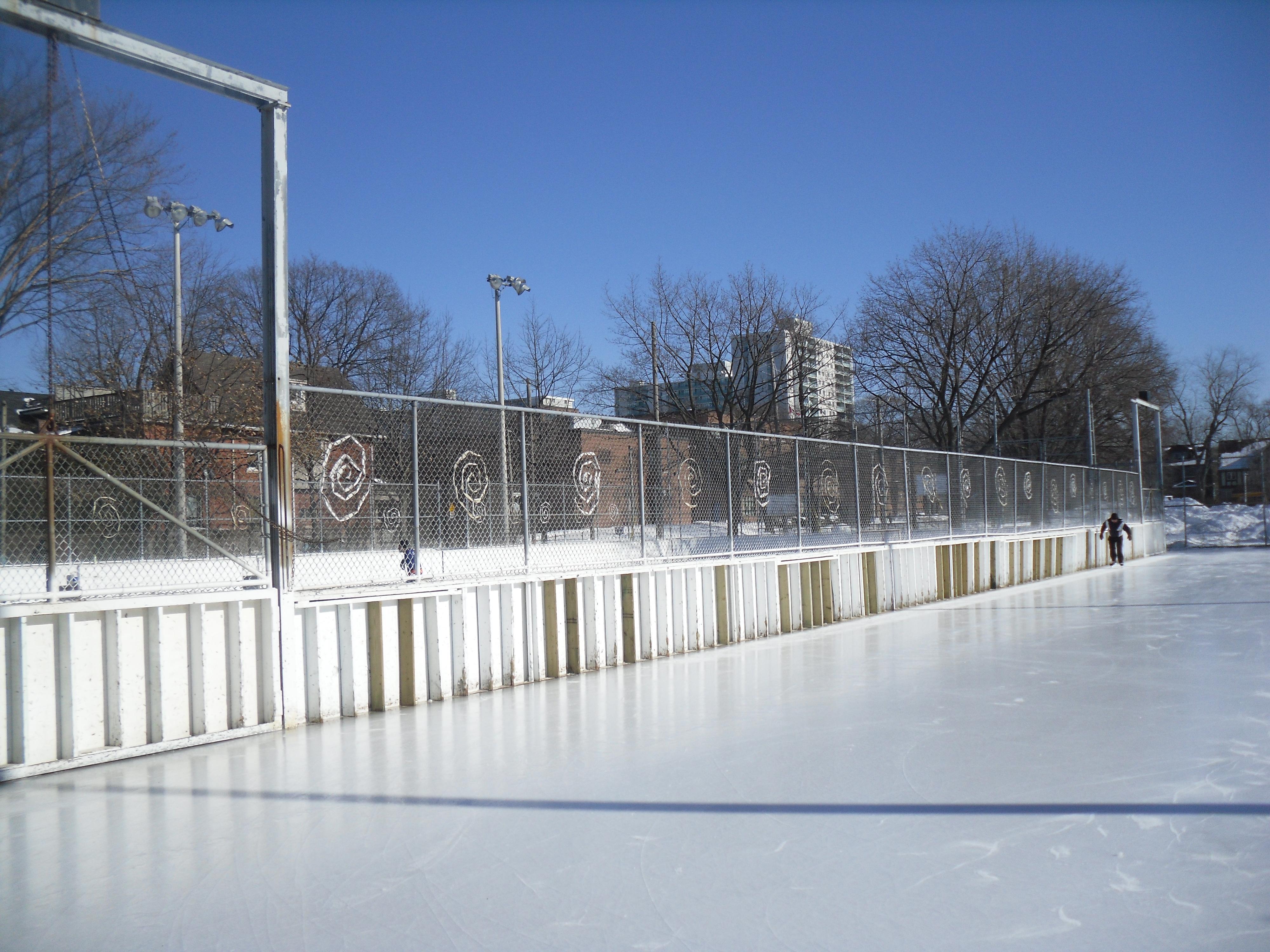 Ice Arenas In Toronto Sdc
