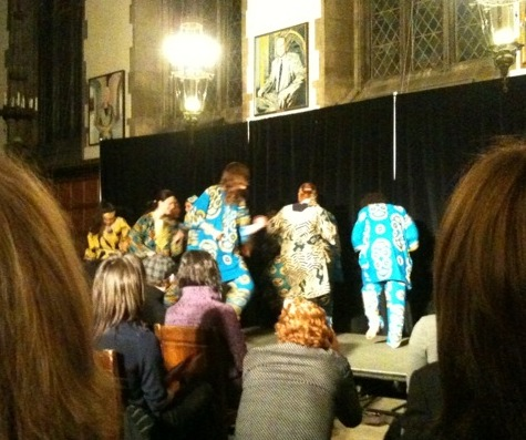 U of T African Drumming and Dancing