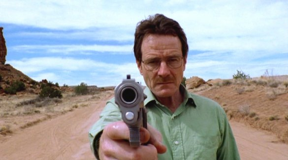 New experiences help shape you and allow character development to foster. Just ask Walter White and the writers of Breaking Bad.  Screencap taken from Breaking Bad