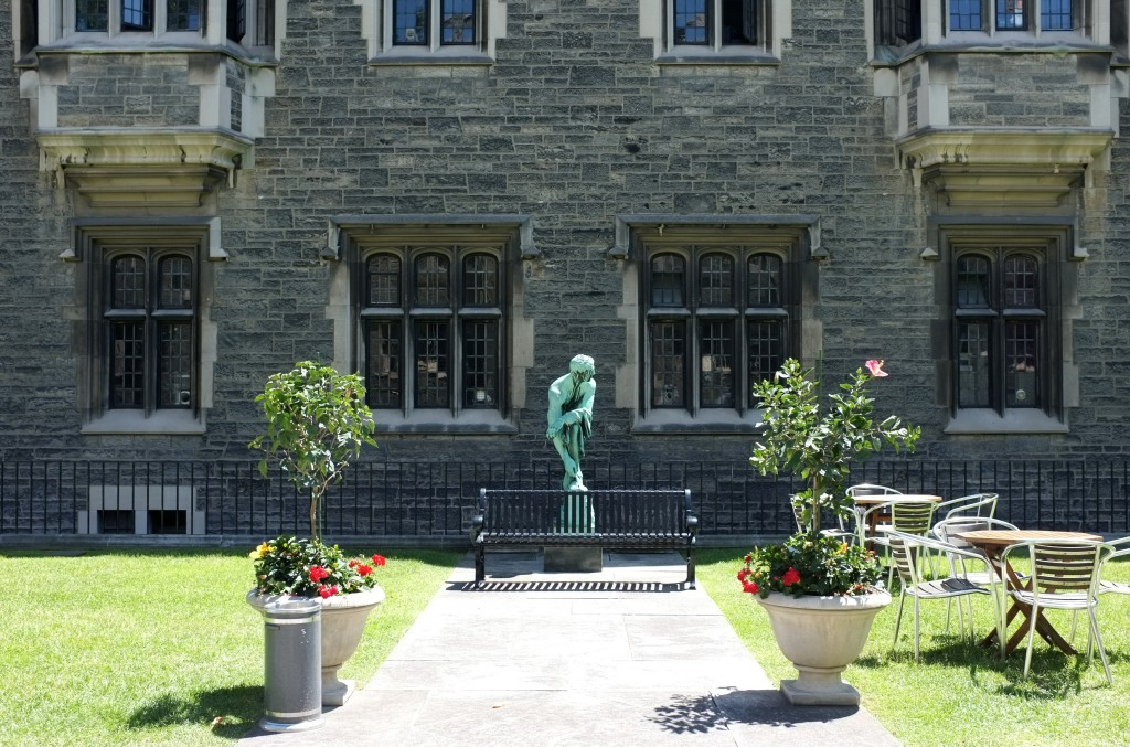 hart house statue
