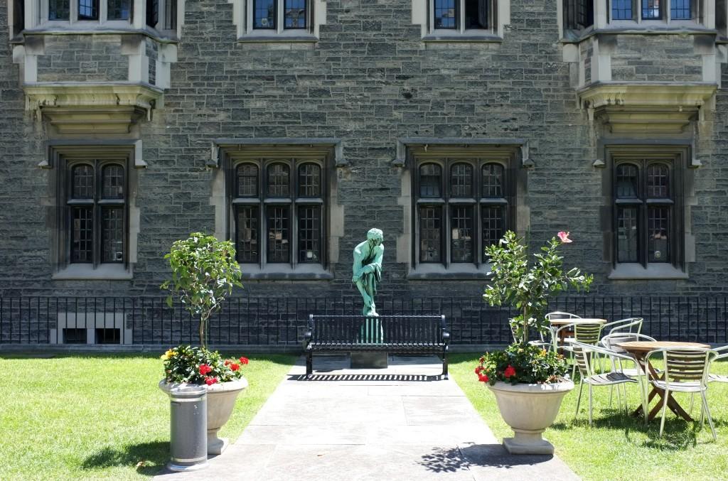 hart house statue