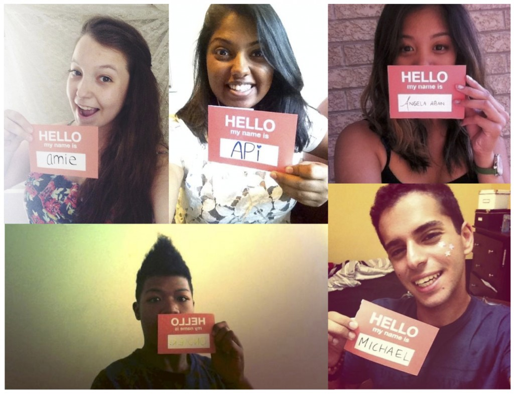 See some familiar faces in there? Join the #StartUofT selfie gang. Images via. https://twitter.com/search?q=startuoft&src=typd