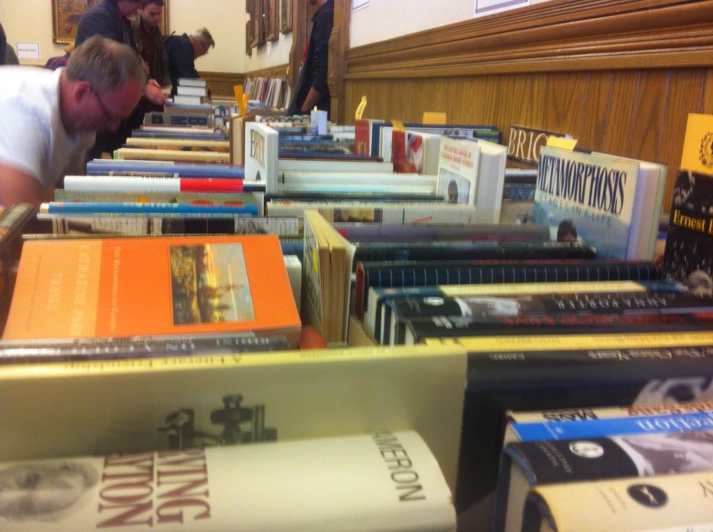 Bookworms rejoice!