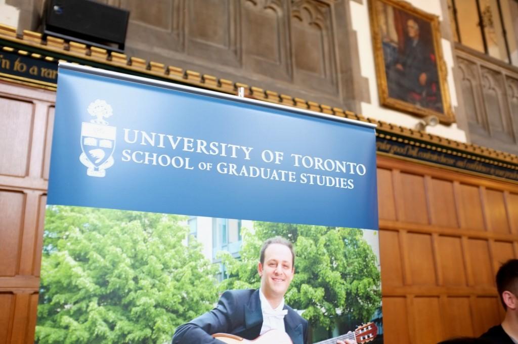 university of toronto graduate school  banner