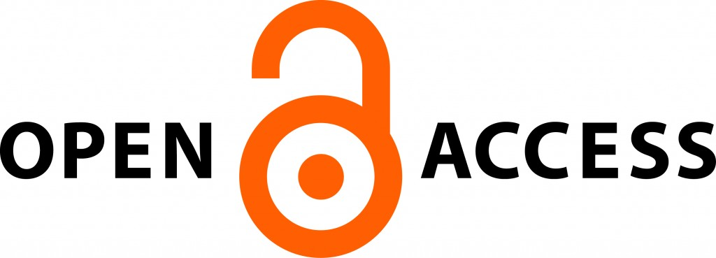 "This is just a copy of the Open Access movement's unofficial logo. It kind of looks like an open combination lock [unlocking content], while also stylistically incorporating both an ""a"" and an ""o""."