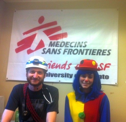Friends of MSF