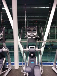 A picture of the elliptical