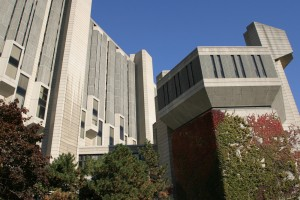 Photo of Robarts library