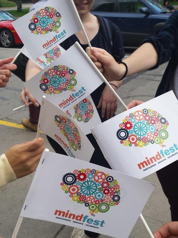 "Mindfest is an opportunity to ""Participate, Educate, and Celebrate!"""
