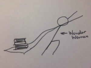 Stick figures are not my specialty.