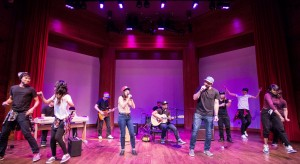 A Phollies Performance! [Photo Courtesy of Pharmakon Yearbook Club]