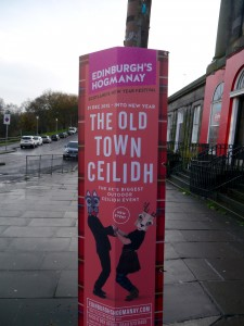 Cultural differences at their most confusing. What is a Ceilidh?! What is Hogmanay?!