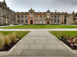 University of St Andrews Campus Quad