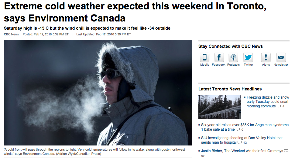 via http://www.cbc.ca/news/canada/toronto/extreme-cold-weather-toronto-1.3446601