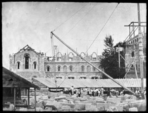 our beloved University College building under construction, 1857. Source: Ontario Ministry of Government and Consumer Services Archives, http://ao.minisisinc.com/scripts/mwimain.dll/144/IMAGES_FACT/FACTSIMAG/IMAGEFILE+I0021812?SESSIONSEARCH