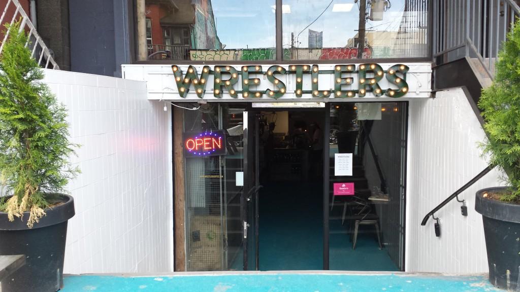 Wrestlers Coffee House