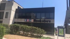 picture of the uTSC Bookstore