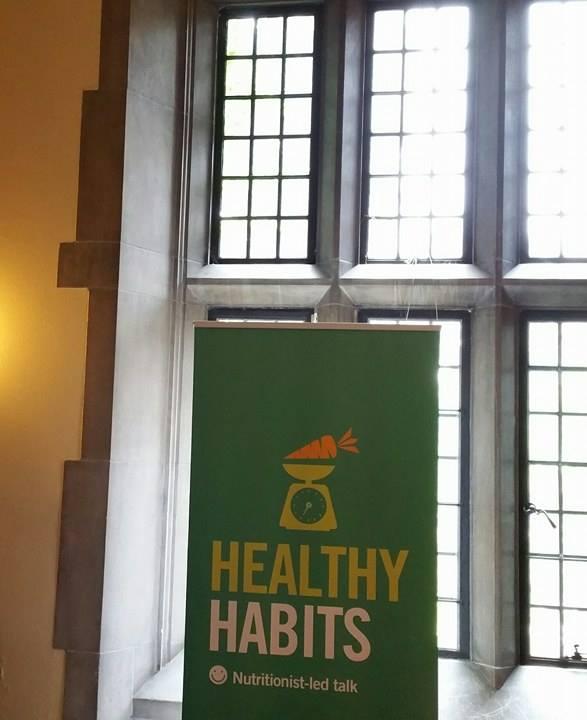 Healthy Habits Banner