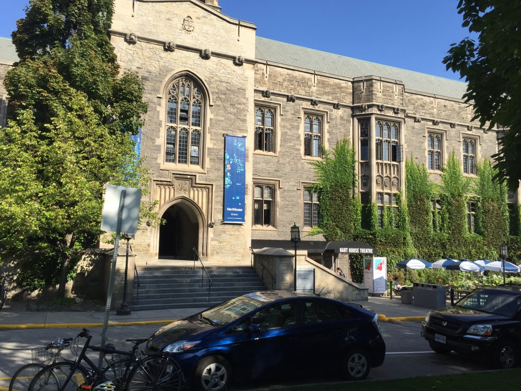 Hart House, U of T