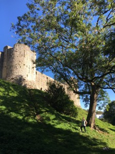 Me vs. Cheapstow Castle
