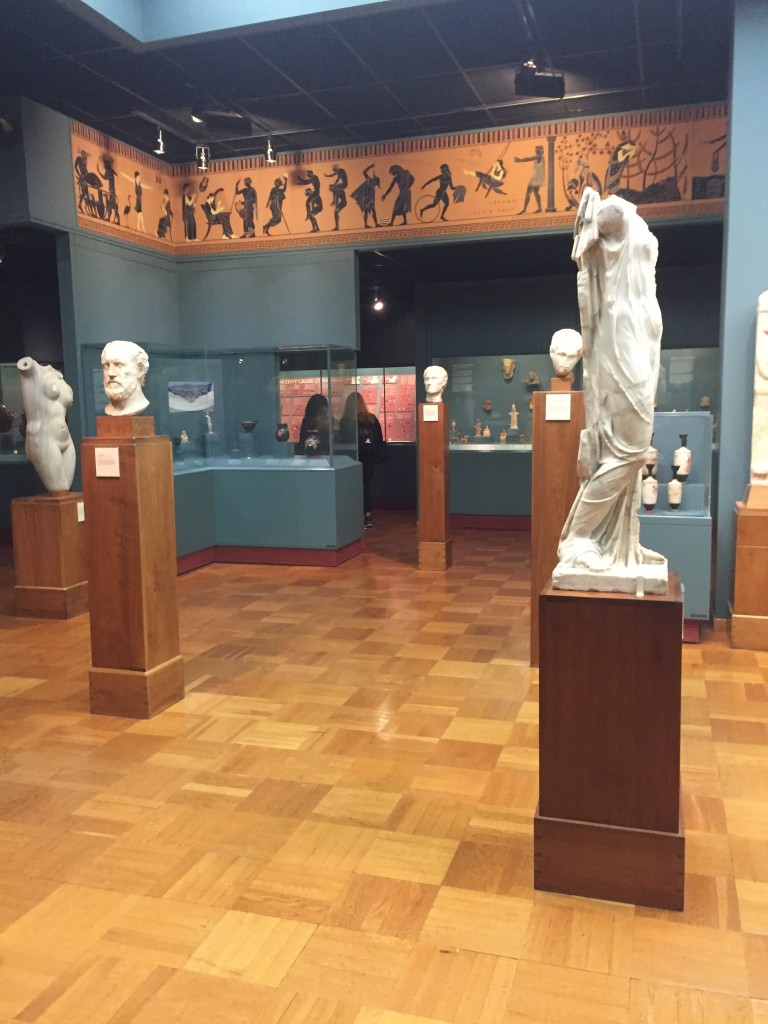 """The Greek Gallery"""