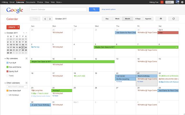 google kalender pc desktop