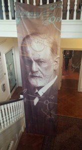 Freud Museum, psychology student's dream come true!