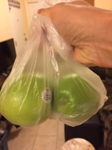 "ALT=""Green apples"""