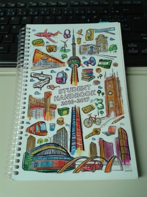 My agenda has been a great help with planning all year!