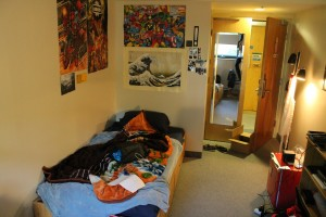 My room in first year