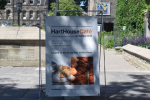 Hart House Cafe Info