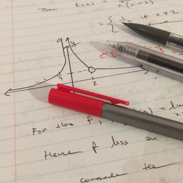 Photo of Calculus Notes