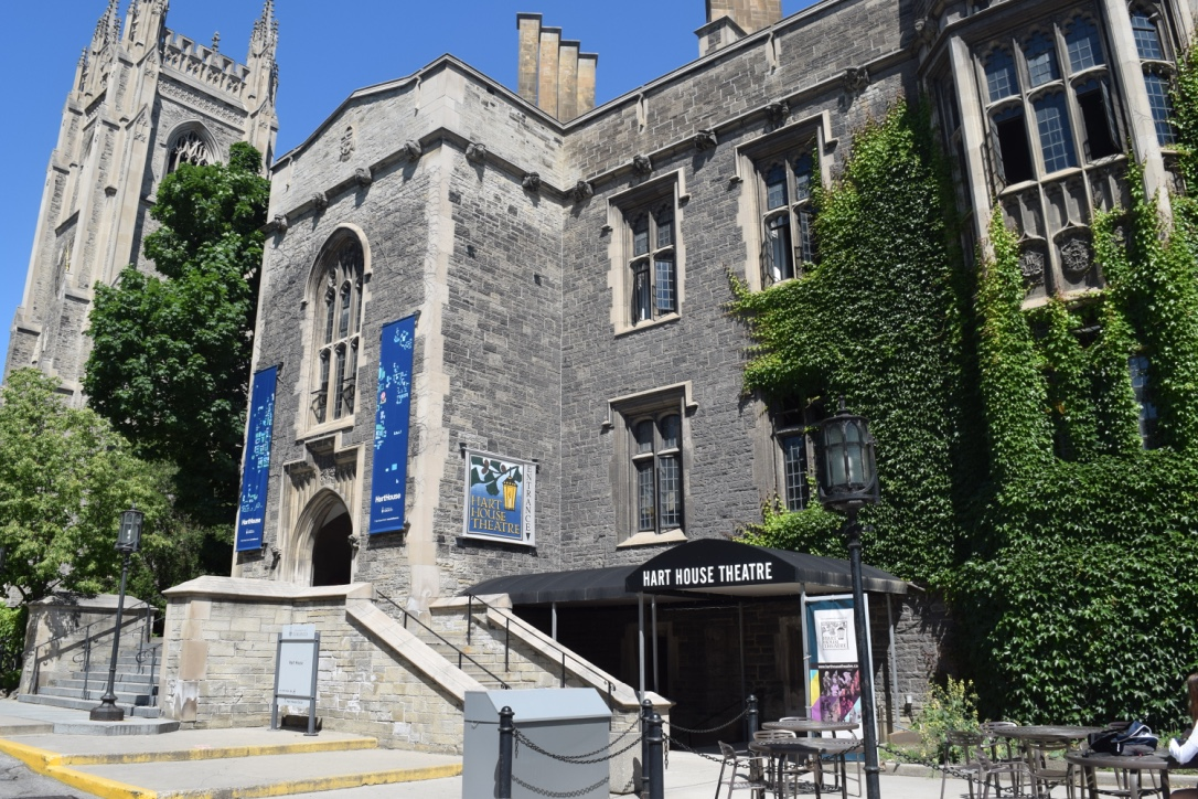 A picture of Hart House