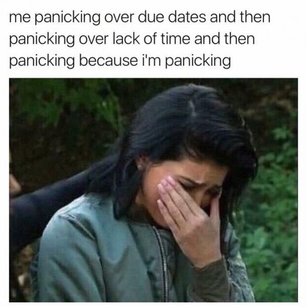 kylie jenner sobbing