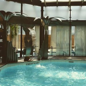 Pool at Intercontinental Hotel
