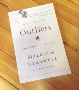 outliers by malcolm gladwell front cover