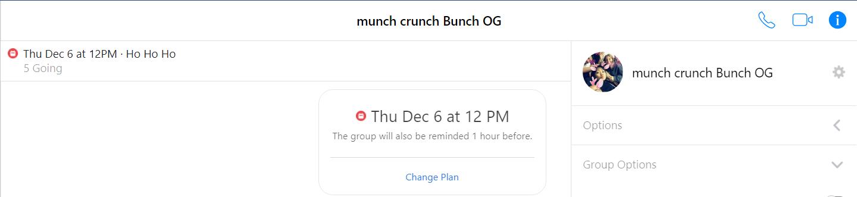 fb event screenshot