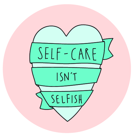 self care isn't selfish